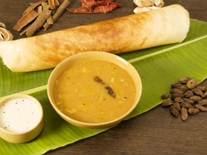 Morning Breakfast Recipe Mysore Masala Dosa