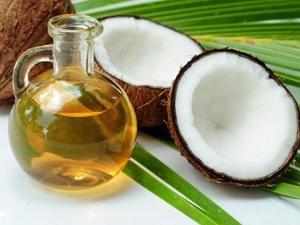 Natural Coconut Oil Skin Care