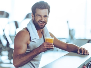 Natural Protein Drink Attain 6 Pack Abs 3 Months
