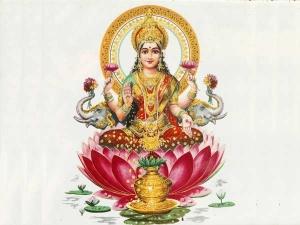 The Legend Associated With The Varamahalakshmi Vrata