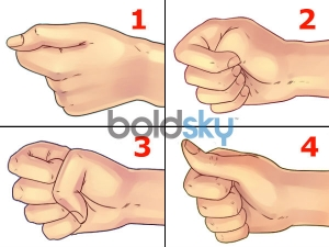 How Does Shape The Fist Reveal Your Personality
