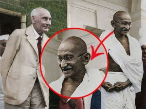 The Fact Behind Gandhi S Picture Currency Notes