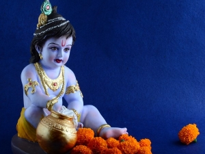 Why Lord Krishna Loves Butter