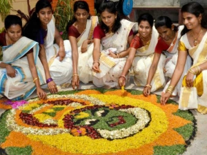 How Is The Festival Onam Celebrated Kerala