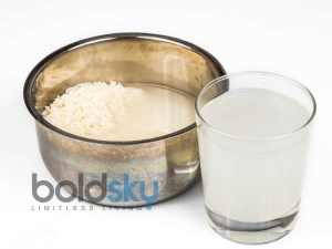 Health Tip Boil Rice With Coconut Oil