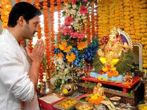 Simple Pooja Room Decoration Ideas Ganesh Chaturthi