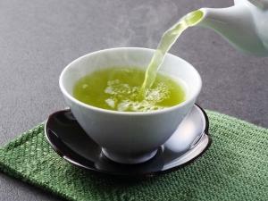 Make Liver Kidney Healthy Drinking Green Tea