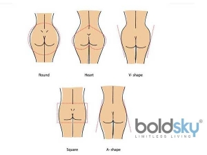 How Does The Shape Of Your Butt Define You