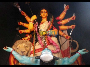 Significance The Arrival Departure Maa Durga Different Carri