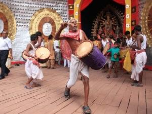 Health Benefits Visiting Pandals During Durga Puja