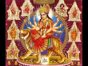 Prasads The Mother Goddess On Each Day Navratri