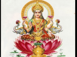How Invite Goddess Lakshmi Into Your Home