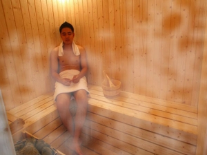 Frequent Sauna Baths May Keep Blood Pressure Check Study