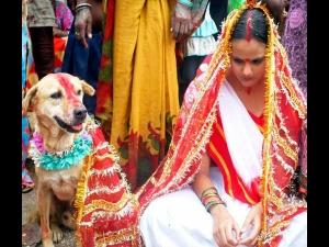 Extremely Strange Wedding Traditions India