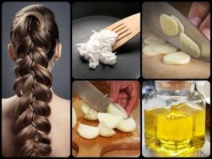 Natural Remedies Nourish Hair Roots