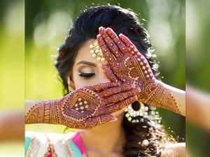 Best Mehendi Designs Sangeet Ceremony