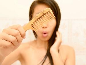 Simple Home Remedies Stop Hair Fall One Week
