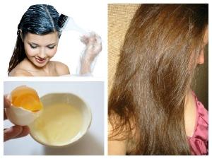 Simple Egg Shampoo Recipes Healthy Hair