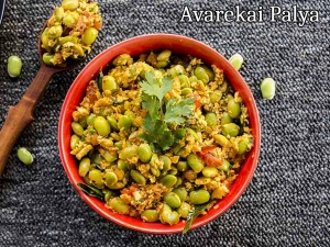 Easy Homemade Avarekai Palya