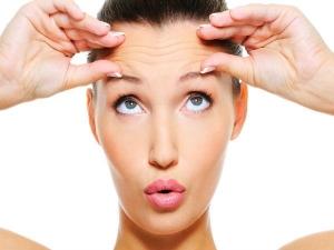 Simple Ways Get Rid Forehead Wrinkles At Home