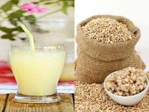 Drinks Reduce Body Heat Instantly Summer