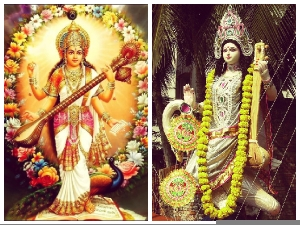Invoke The Blessings Goddess Saraswati