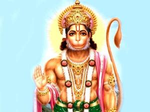 The Amazing Birth Story Hanuman