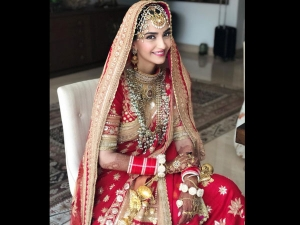 Sonam Kapoor S Wedding Makeup Is What Every Girl Should