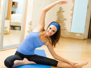 How Lose Weight With Yoga