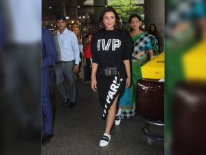 Parineeti Slays It A Black Attire