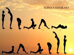 Surya Namaskara Weight Loss