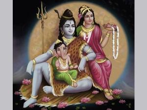 Shravana Navmi Get The Blessings Shiva Shakti Together