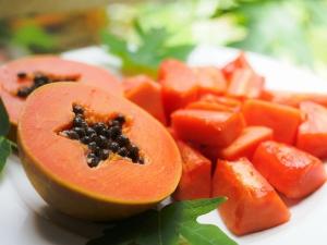 Try This Diy Papaya Hair Mask Healthy Hair