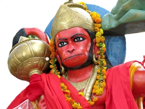 Things That Only Lord Hanuman Could Do