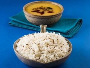 Health Benefits Of Eating Yellow Moong Dal With Basmati Rice