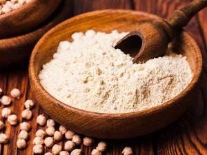 Health Benefits Gram Flour Besan