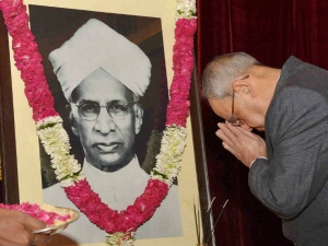 Interesting Facts About Dr Sarvepalli Radhakrishnan