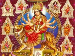 Navratri Day 6 Colour Katyayani Devi Mantra Puja Vidhi And Significance