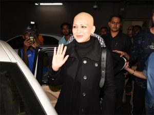 Sonali Bendre Fights Cancer With A New Look