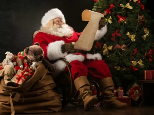 Ten Great Life Lessons From Santa