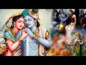How Krishna Fulfilled Radha S Last Desire