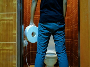 Why Men Take More Time In The Toilet