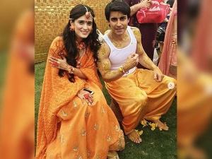 What Do Before Haldi Ceremony Brides Grooms