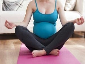 Breathing Exercises Pregnant Women