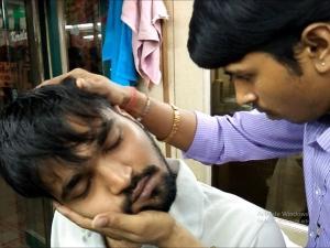 A Neck Massage Landed Him In Hospital
