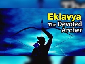 Interesting Story Between Eklavya Guru Dronacharya In Mahabharta