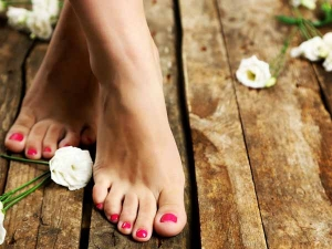 Have Beautiful Feet In Just Three Steps