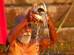 Offering Water To Sun Every Morning Can Change Your Luck