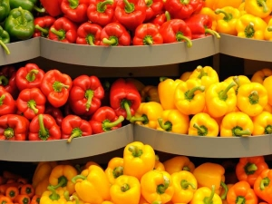 Different Types Of Capsicums And Their Health Benefits