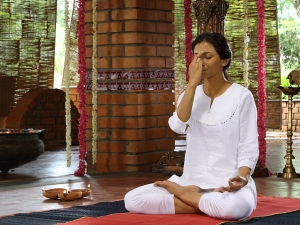 Beat The Heat With This Simple And Easy Yoga Asana